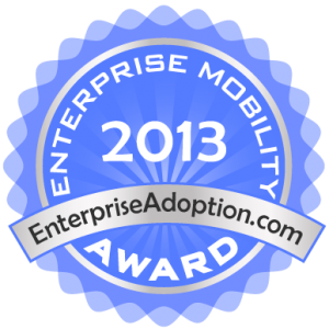 Hand Picked 2013 Enterprise Mobility Awards